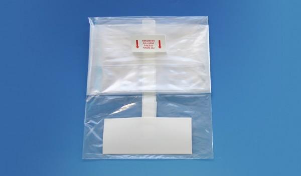 FLEXASOFT® Ultraschall-Bezug LINEAR (31825) mit Haftfolie