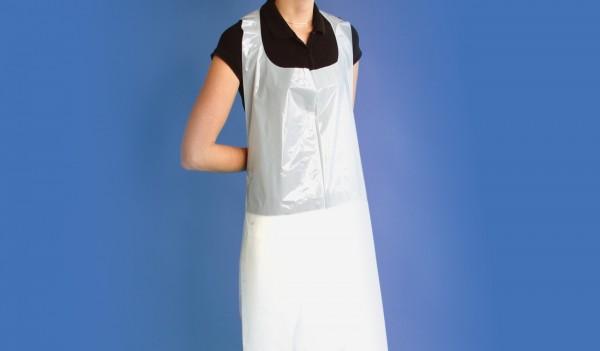 CLEANSOFT® Schürze, weiß (29120)