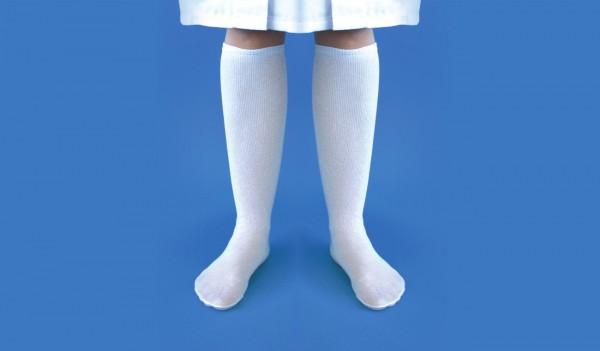 COTTEX® Klinik-Kniestrumpf, weiß (22000)