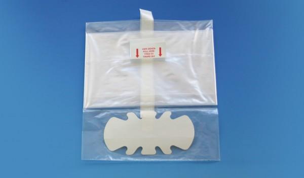 FLEXASOFT® Ultraschall-Bezug CONVEX (31925) mit Haftfolie