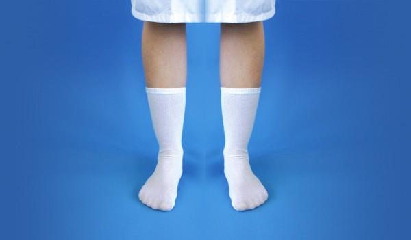 COTTEX® Klinik-Socke, weiß (22001)